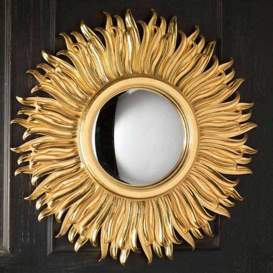 Wall mirror ❖ Sun King Ludwig XIV