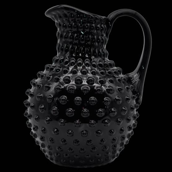 Nuppenglas jug ❖ Black Beauty
